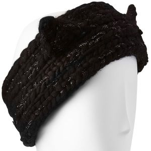 NWT Eugenia Kim Wool Cat Ears Warmer Headband